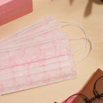 MEDICOS Pink Ribbon Mask 2
